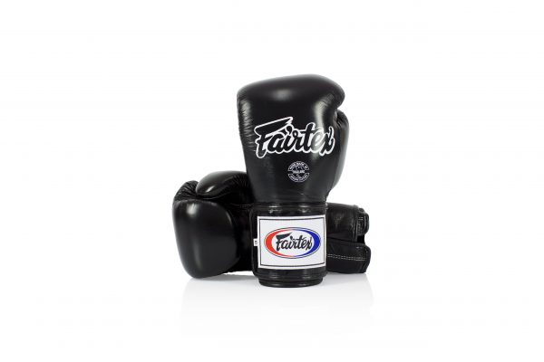 Fairtex Black Gloves BGV5