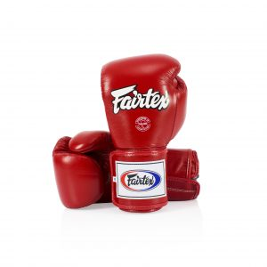 Fairtex Super Sparring Red Gloves BGV5