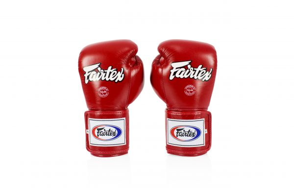Fairtex BGV5 Super Sparring Gloves Red