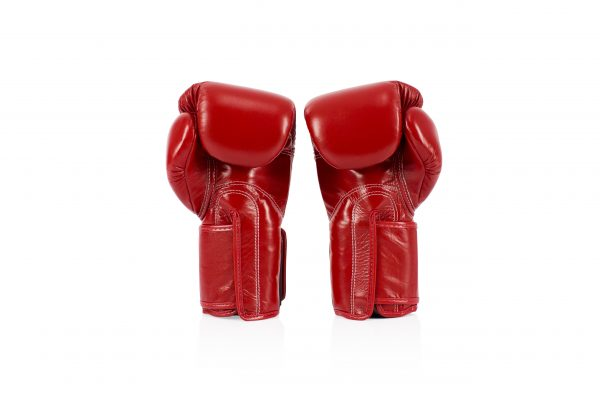 Fairtex BGV5 Super Sparring Red Gloves