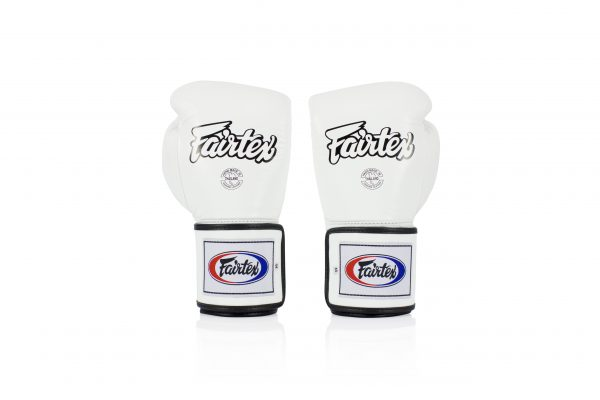 Fairtex Super Sparring Gloves White BGV5