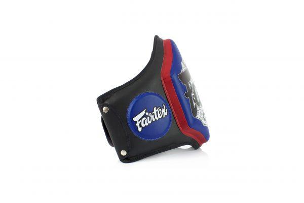 Belly Pad Black Blue Fairtex-BPV3