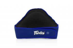 Fairtex Belly Pad Blue Red-BPV3