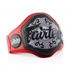 Fairtex Belly Pad BPV3 Red Black