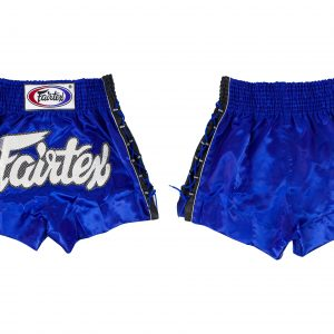 Fairtex -BS0603 Muay Thai Shorts-Blue
