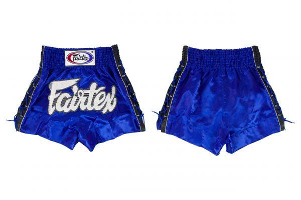 Fairtex -BS0603 Muay Thai Shorts-Blue