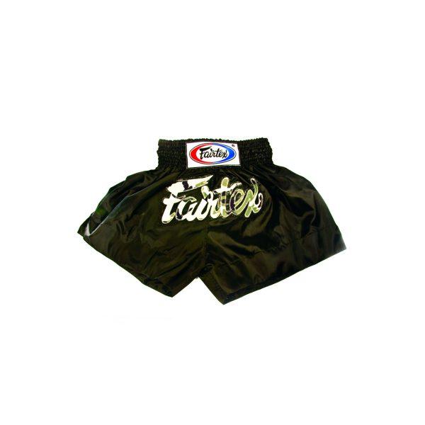 Fairtex -BS0609-Black