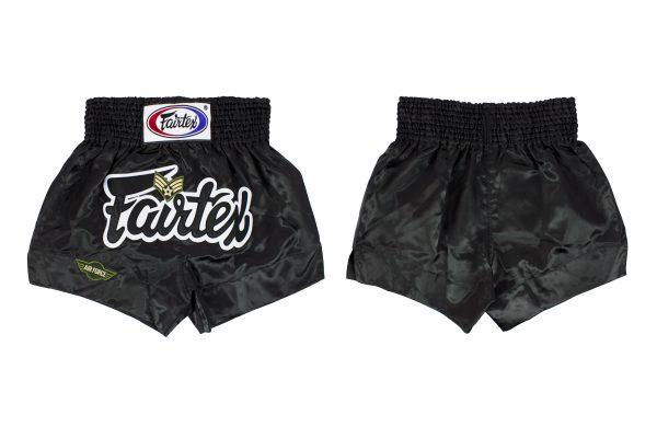 Fairtex Muay Thai Shorts-Army Rank