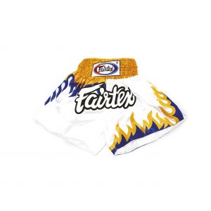 Fairtex Muay Thai Shorts-Upside Down Frame