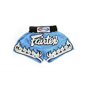 Fairtex Muay Thai Shorts-Thai Flame