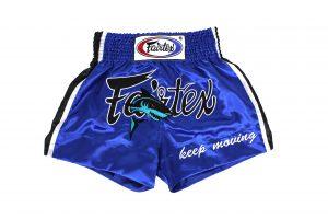 Fairtex Muay Thai Shorts-Keep Moving