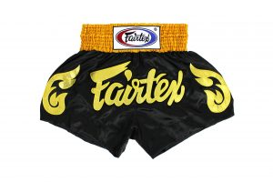 Fairtex Muay Thai Shorts-Golden Horn