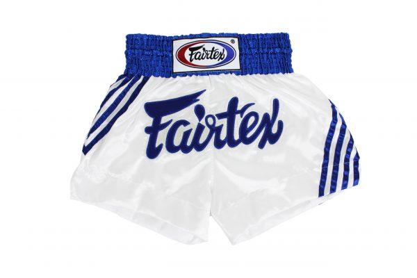 Fairtex Muay Thai Shorts- Blue Stripes