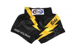 Fairtex Muay Thai Shorts-High Voltage