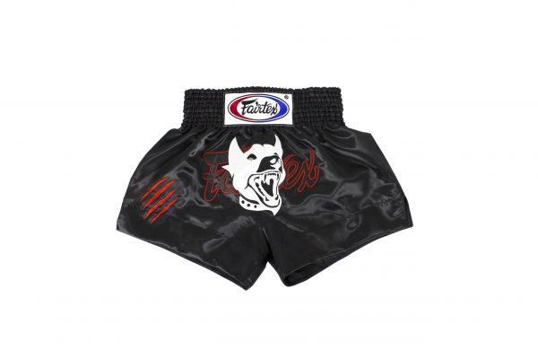 Fairtex Muay Thai Shorts-Crazy dog