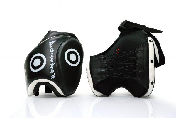 TP3 Black Thigh Pads