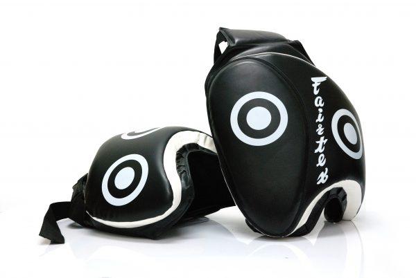 TP3 Thigh Pads Black