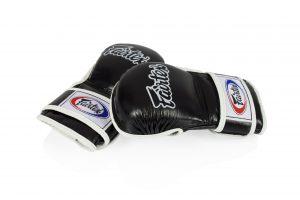 Fairtex Double Wrist Wrap Closure MMA Sparring Gloves - FGV15