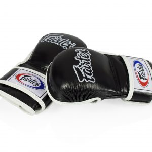Fairtex Double Wrist Wrap Closure MMA Sparring Gloves - FGV15