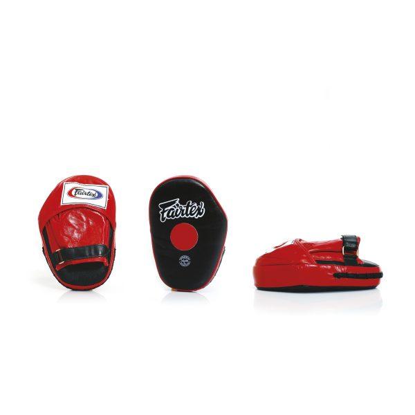 Fairtex FMV10 Red Black