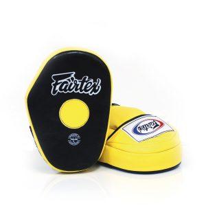 Fairtex FMV10 Yellow Black