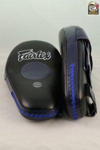 Fairtex FMV8 Pro Angular Focus Mitts-Black/Blue