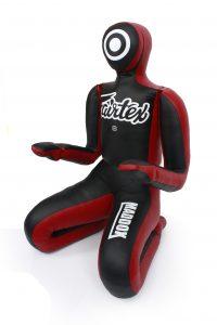 Fairtex-GD2-Black/Red Front