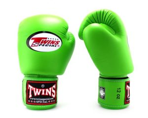 Twins BGVL3 Green Special Boxing Gloves