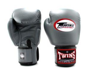 Twins BGVL3 Grey Boxing Gloves