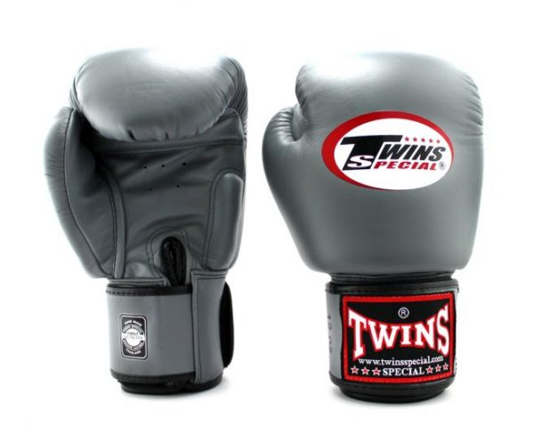 Twins BGVL3 Grey Boxing Gloves