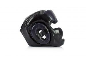 Fairtex Head Gear Black Blue