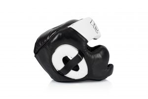 Fairtex Diagonal Vision Sparring Headguard