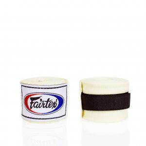 Fairtex HW2- Hand Wraps White
