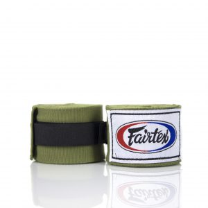 Fairtex HW2 Hand Wraps Green