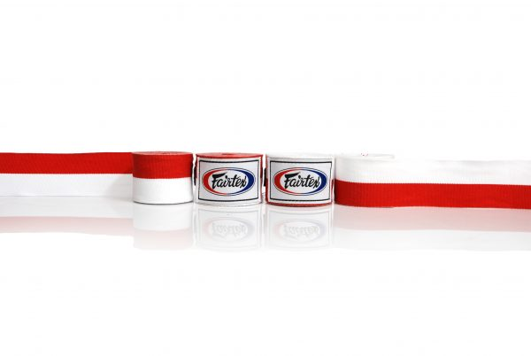Fairtex HW2- Red White