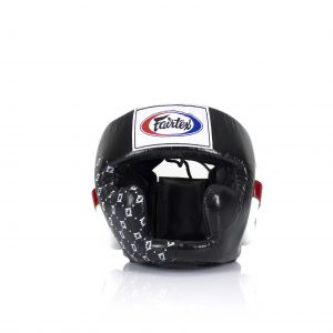 HG10 Super Sparring Head Guard- Black