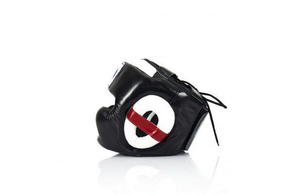 HG10 Super Sparring Head Guard-Black