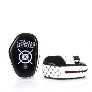 Fairtex FMV11 Aero Focus Mitts-Black/White