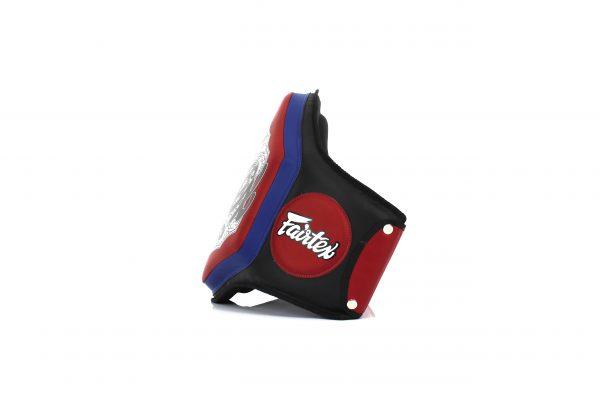BPV3 Belly Pad Black Red-Fairtex