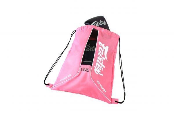 Pink BAG6 Fairtex Sach Bag