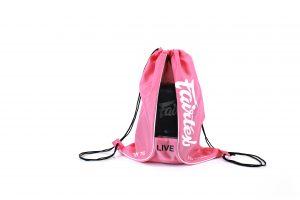Fairtex Pink Sach Bag-BAG6