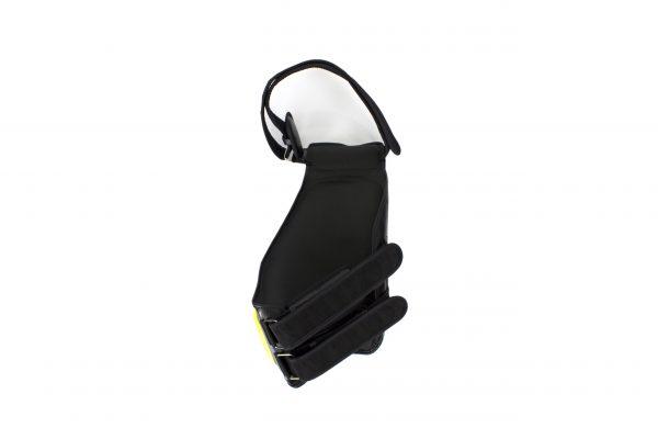 Fairtex Thigh Pads-TP4 Black Yellow