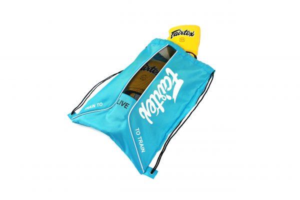 Fairtex Light Blue Sach Bag-BAG6