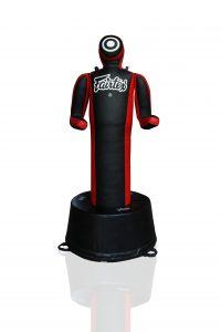 Fairtex-GD3-Black/Red-Standing