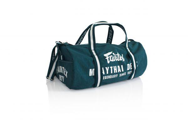 BAG9 Barrel Bag- Fairtex
