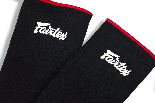 AS1 Ankle Support- Black Red Trim
