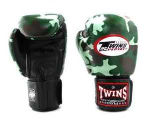 Twins Boxing Gloves-FBGV-JG-Jungle