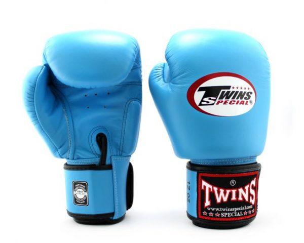 BGVL3 Light Blue Gloves - Twins
