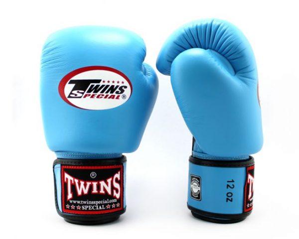 BGVL3 Boxing Gloves Light Blue - Twins