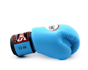 Twins BGVL3 Light Blue Sparring Boxing Gloves